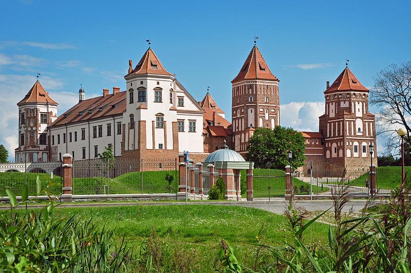 Wikipedia - Комплекс Мирского замка