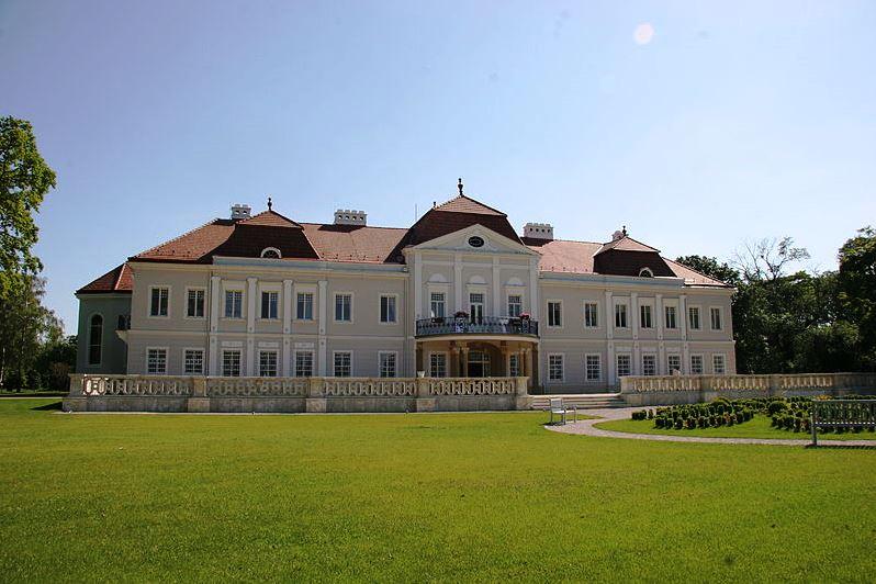 Wikipedia Art Hotel Kaštieľ Tomášov