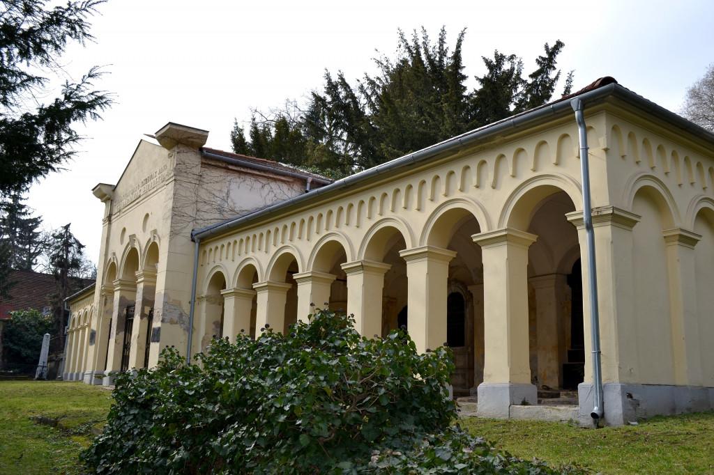 Wikipedia - Cintorín pri Kozej bráne - Jesenák
