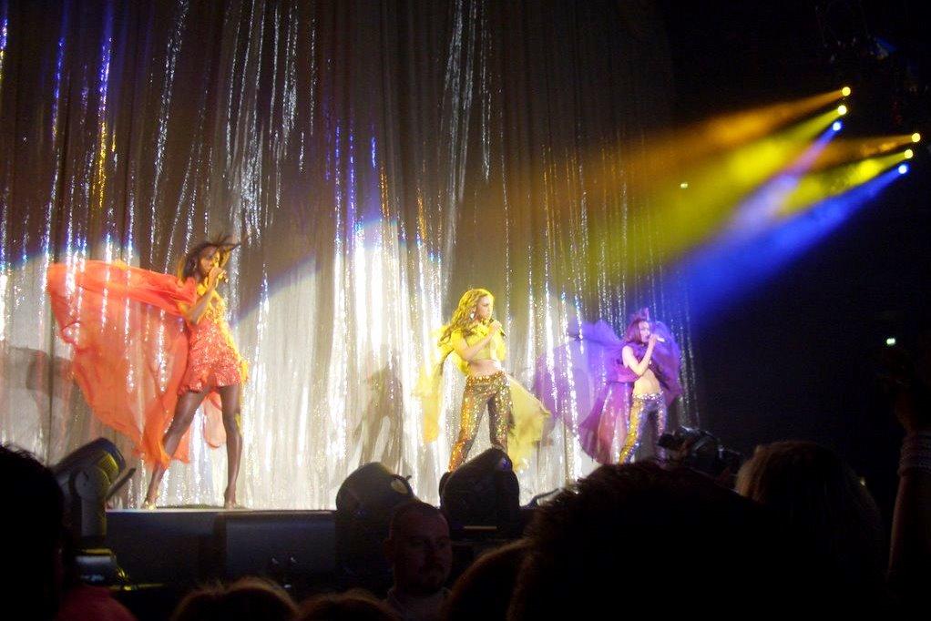 Wikipedia - Destiny's Child Tour