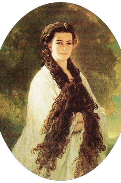 Wikipedia Empress Elisabeth of Austria 1864