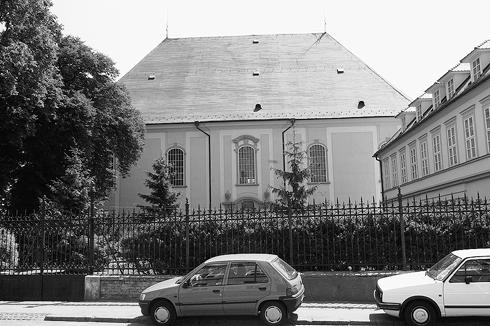Wikipedia - Evanjelický kostol