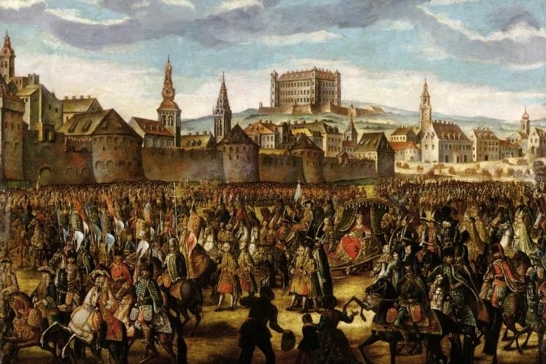 Wikipedia GMB - korunovacny sprievod Marie Terezie v roku 1741 - Pressburg