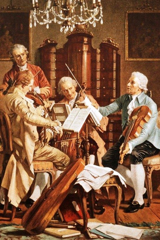 Wikipedia - Haydn hrajúci výrez