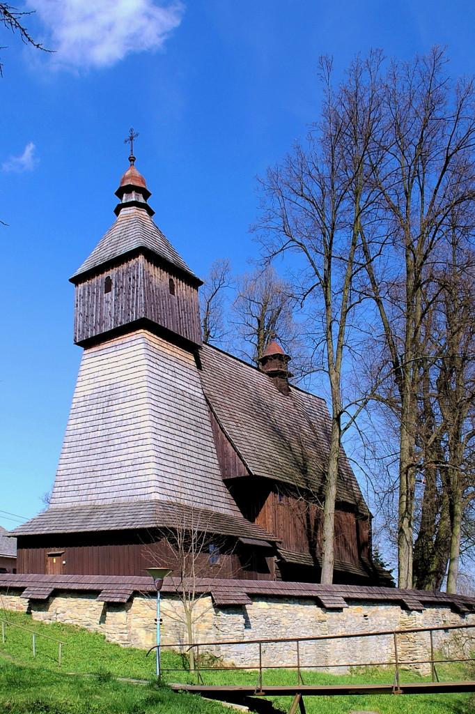 Wikipedia - Hervartov kostol Sv. Frantiska s Assisi - výrez