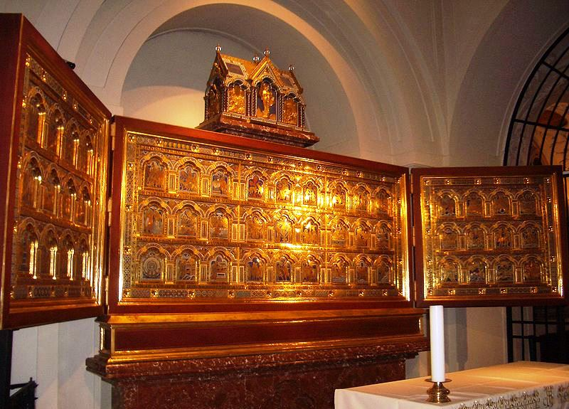 Wikipedia Klosterneuburg Verdunsky oltar