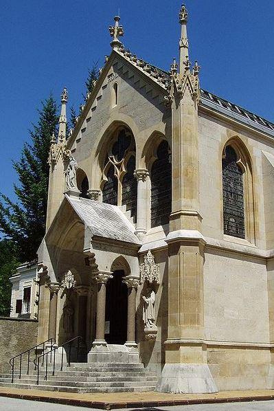 Wikipedia Mayerling Kirche Portal