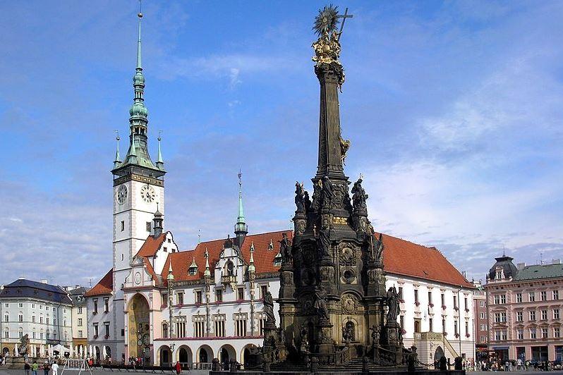 Wikipedia Olomouc-Horní náměstí