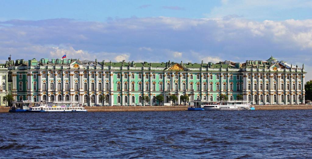 Wikipedia - Palace Embankment - Zimný palác