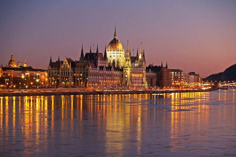 Wikipedia Parlement van Boedapest