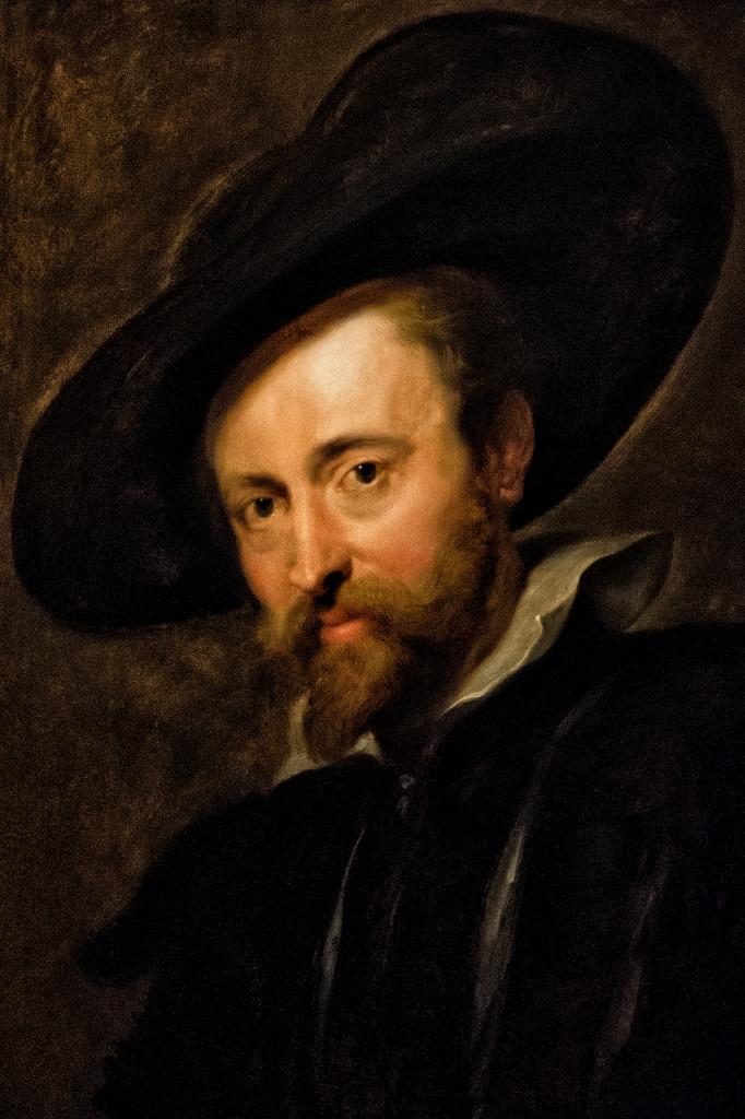 Wikipedia - Peter Paul Rubens (1577-1640) - Zelfportret Antwerpen