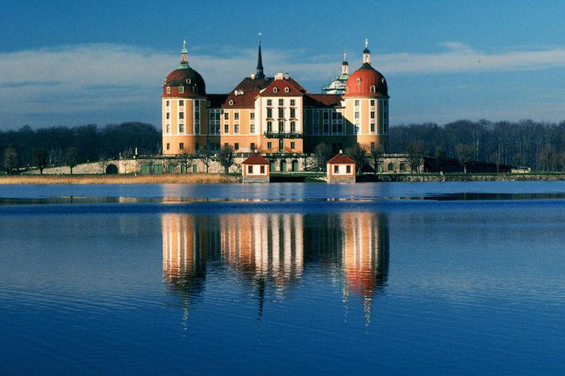 Wikipedia Schloss Moritzburg