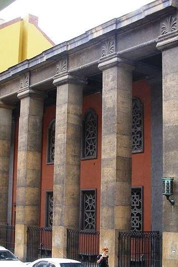 Wikipedia Synagoga na Heydukovej