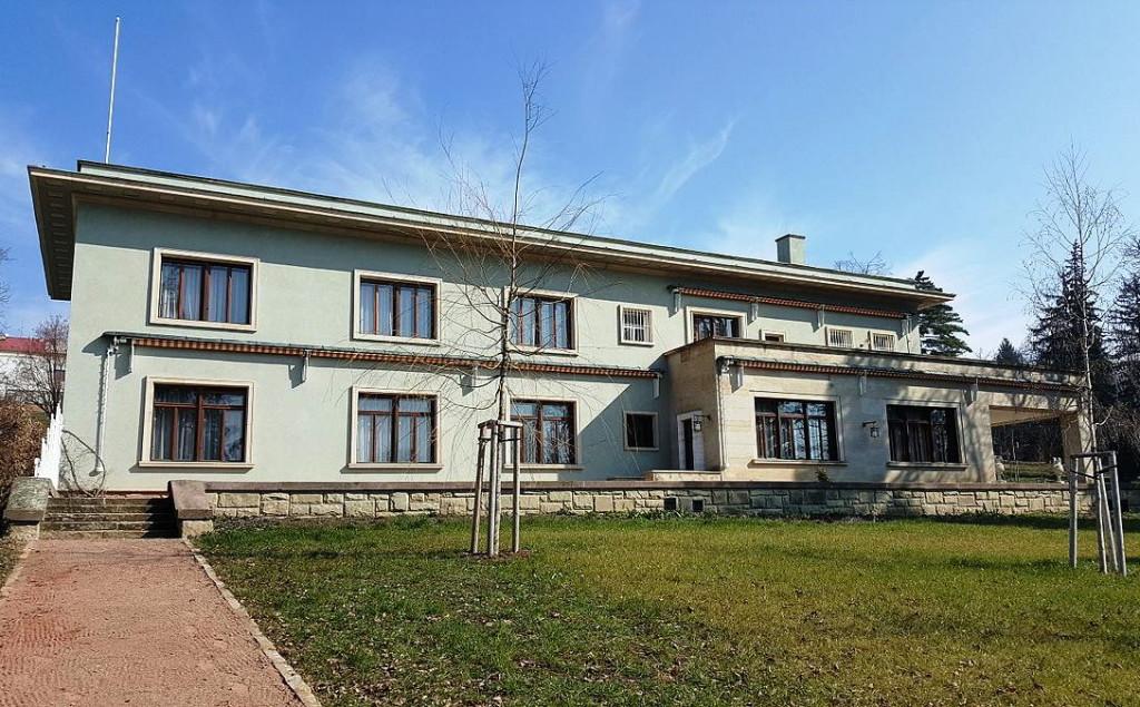 Wikipedia - Vila Stiassni Brno