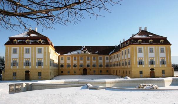 Winter Schlosshof