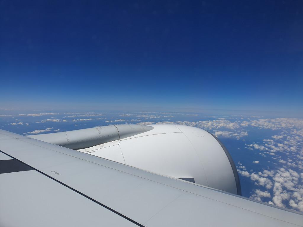 nad Európou - v oblakoch